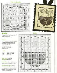 #cauldron #alphabet #sampler