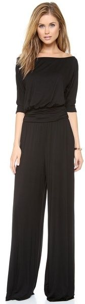 Black Jumpsuit by Rachel Pally. Buy for $242 from shopbop.com