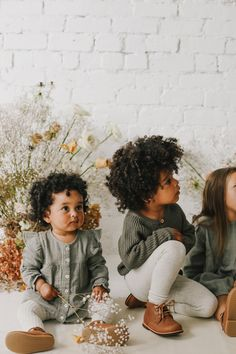 Jamie Kay Iris Collection - Plan your shop! Cute Kids, Cute Babies, Baby Kids, Toddler Fashion, Kids Fashion, Boho Baby, Future Baby, Baby Love, Natural Hair Styles
