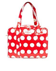 Cath Kidston Spot Print Bowling Bag