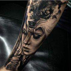 awesome Top 100 3d Tattoos - http://4develop.com.ua/2016/01/29/3337/ Check more at http://4develop.com.ua/2016/01/29/3337/