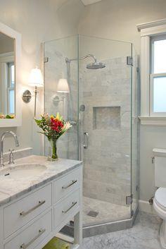333 Glass Tile Bathroomglass Shower