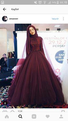 Muslimah Wedding Dress, Hijab Style Dress, Muslim Wedding Dresses, Muslim Dress, Hijab Bride, Bridal Dresses, Bridesmaid Dresses, Prom Dresses, Muslim Fashion