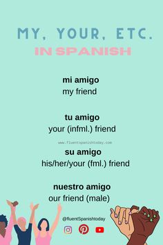Learn fluent Spanish today - Learn fluent Spanish today - #spanishgrammar #aprendiendoespañol #languages #learnspanish #spanishlessons #spanishvocabulary #easyspanish #spanishforbeginners #spanishphrases #spanish #spanishforkids #learningspanish #spanishvocabulary #spanishphrases #spanishquotes #elsalvador #centralamerica #eltunco #elzonte #travelcentralamerica Spanish Vocabulary, El Salvador, Learn Spanish