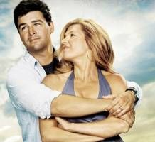 Connie Britton plays a school counselor married to a football coach (Kyle Chandler) on FNL