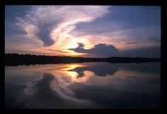 atardecer orinoco -, Amazonas