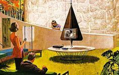 Motorola 1960s charles schridde artist