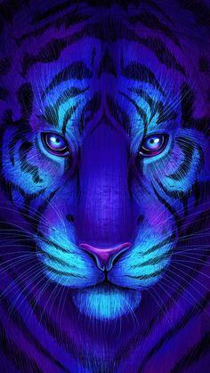 Owl Wallpaper Iphone, Animal Wallpaper, Beautiful Dark Art, Beautiful Wolves, Big Cats Art, Cat Art, Mythical Creatures Art, Fantasy Creatures, Tiger Artwork