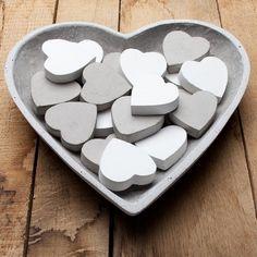SAN VALENTíN, corazones para decorar.