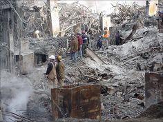 9-11 Research: Ground Zero Excavation