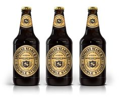 Best typography beer packaging - Typostrate