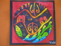 Koru art Patterns In Nature, Nature Pattern, Maori Legends, Waitangi Day, Art School, School Life, Art Classroom, Classroom Ideas, Kindergarten Music