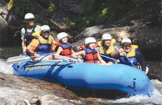 Adventure vacations for families in the Carolinas. CharlotteParent.com #travel