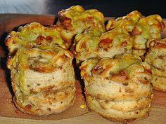 Nem vagyok mesterszakács: 15 legjobb – leveles, sajtos, tepertős, túrós – pogácsa Alexa Christitől Scones, Baked Potato, Mashed Potatoes, Shrimp, Biscuits, Healthy Living, Bakery, Sweets, Bread