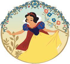 Snow White - Steve Thompson(C)DISNEY