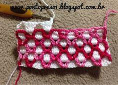 Croche - Uma Florzinha Charmosa ...