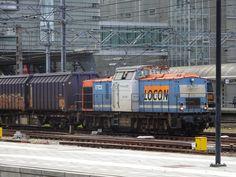A Locon at Amsterdam Central 2015