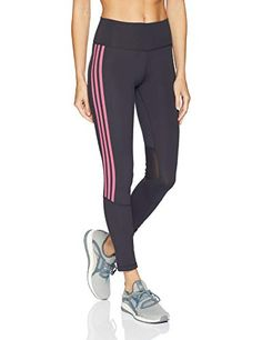 4f2d068197360 adidas Women's Training Believe This High-Rise 3-Stripe 7/8 Tights