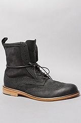 More brogue boot dopeness. J Shoes - Andrew