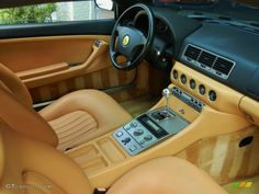 1995 Ferrari 456 GT interior Photo #69760276 | GTCarLot.com