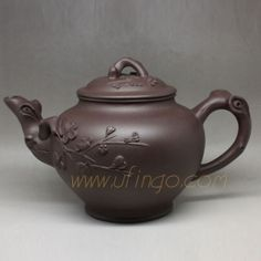 spring purple clay teapot : Ufingo!, The Best Choice For Ceramic Gift Shopping!