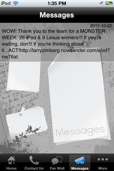 App Shopper: Larry Zimberg (Business)     Nerium Anti-Aging Product   Larry Zimberg   #NeriumAD #Anti-Aging #Neriumproducts #brandpartner #Neriumbrandpartners #leader #Neriumteam #homebasedbusiness #workfromhome #bonuses http://www.larryzimberg.com