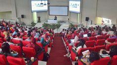 Dosen UIT Syamsul Arif Jadi Presenter pada Seminar Internasional di Mataram