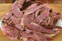 Home made pastrami - jeffreyw/Flickr