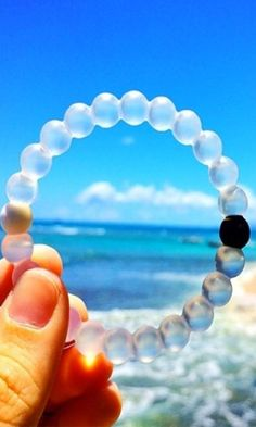 In love with my Lokai bracelet! Such a positive message behind it.