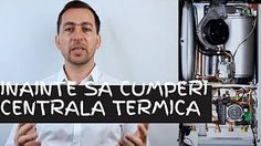 Inainte sa cumperi o centrala termica pe gaz, sau daca ai probleme cu centrala termica, vezi aceste video-uri. Blog de Instalatii ti-a pregatit mai multe tutoriale video despre centrale termice.  Hai sa le vedem impreuna. Calculator, Youtube, Blog, Mai, Youtubers, Youtube Movies