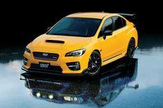 Subaru apresenta versão mais insana do WRX STI Notícias Pré-estreia