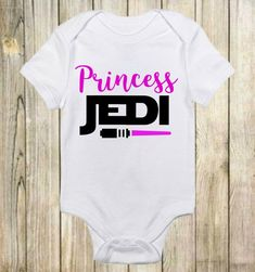 Star Wars Baby Onesie Shirt Never Tell Me The Odds
