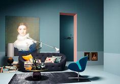 CLASSICON: Moderne Eleganz im Wohnzimmer http://www.davincilifestyle.com/classicon-moderne-eleganz-im-wohnzimmer/ Beautiful colors .. We wish you a happy winter weekend in a cozy warm flat! # Schönerwohnen, #classicon, #belltable, #sebastianherkner Moderne Eleganz im Wohnzimmer Minimalismus passé ist, die Seite des sinnliche Einrichtens mit allem Drum und Dran feiert ein Comeback. So I kombiniert as Teppich, Vorhang, Bilder und bunte … [ACCESS CLASSICO