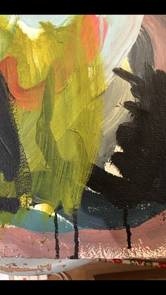#contemporaryart #colour #expressive #abstract #painting