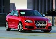 Fifty Shades - Red Audi A3 - The Sub Special