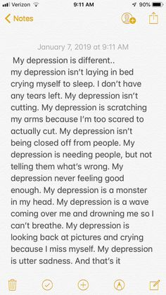 My depression i have similar feelings Depression Quotes, How I Feel, Deep Thoughts, True Quotes, Quotes To Live By, Favorite Quotes, Inspirational Quotes, Feelings, Sayings