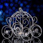 Shindigz Fairytale Carriage Candleholder 883334103681