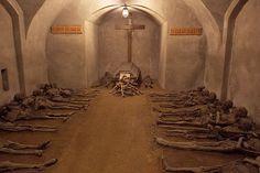 Kaputzin tomb in Brno