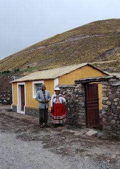 Mención Internacional: Autor: Jorge Luis Chávez Marroquín Obra: Programa de viviendas rurales y desarrollo social País: Perú