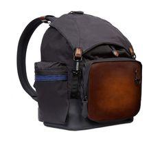 「berluti nylon backpack」の画像検索結果