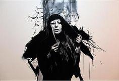 I am Lost in God     Iranian Artist Afshin Pirhashemi