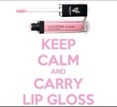 (1) Lipgloss & pencils