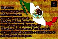 Acidente na estrada México-Acidente