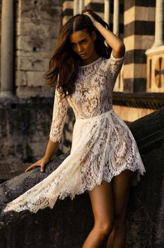 Good thing I brought this doily to wear...(to be fair, it is a lovely doily and I wish I had one)