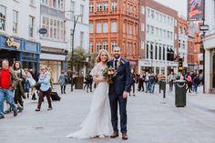 M + M Wedding Photography The Shelbourne Hotel Dublin, Grafton Street Shelbourne Hotel Dublin, Wedding Poses, Wedding Day, Grafton Street, Ireland Wedding, Street View, Wedding Photography, Pi Day Wedding, Wedding Anniversary