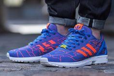 ADIDAS ORIGINALS ZX FLUX WEAVE PATTERN PACK | Sneaker Freaker
