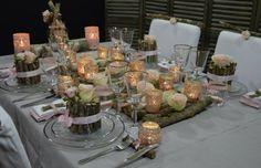 """Table """"Lumière Bois de Rose"""""""