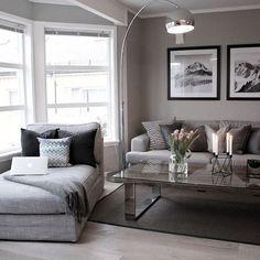 Love the Chaise. ( corner living room?)