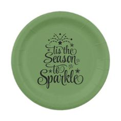 Seasons greetings handwritten paper plate - calligraphy gifts custom personalize diy create your own | calligraphy gifts \u0026 more | Pinterest  sc 1 st  Pinterest & Seasons greetings handwritten paper plate - calligraphy gifts custom ...