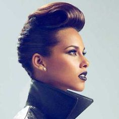 Short Hairstyles For Black Women | 2013 Short Haircut for Women